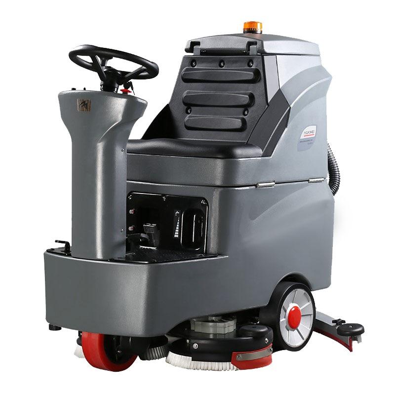 GESTech Floor Scrubbers